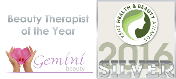 Beauty Therapist of the Year - Silver Award