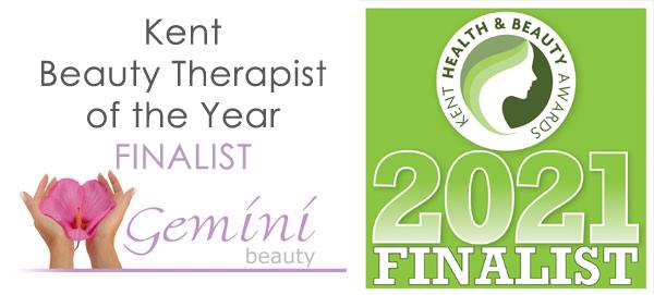 FINALIST Kent Beauty Therapist of the Year - Health & Beauty Awards